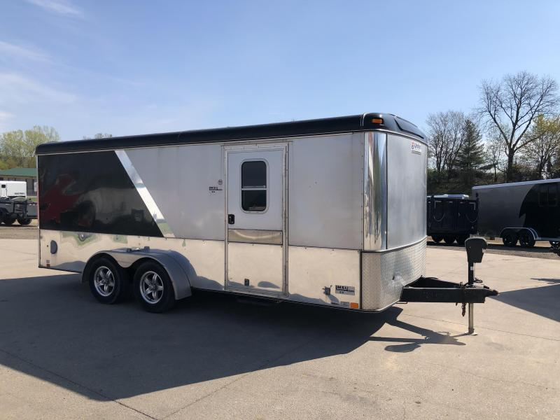 2013 United Trailers 7X18 Enclosed Cargo Trailer