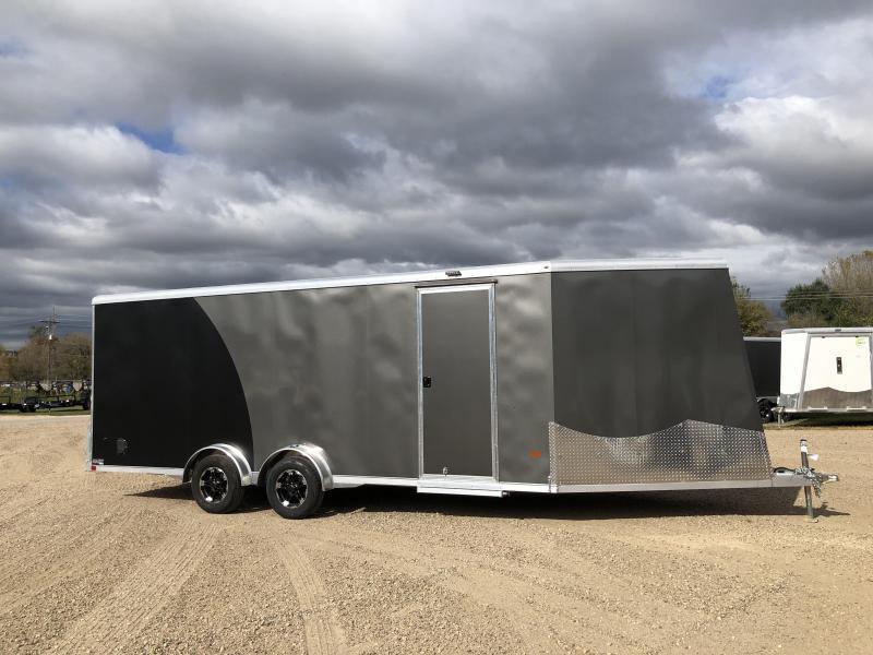 2022 NEO Trailers 7.5X25 NASX Snowmobile Trailer