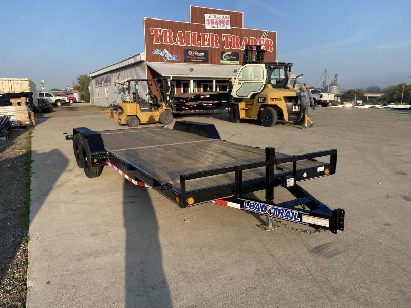 2021 Load Trail 83X20 Car Hauler