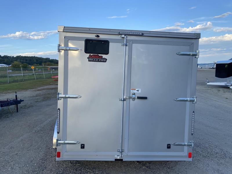2022 United Trailers 7X12 Enclosed Cargo Trailer