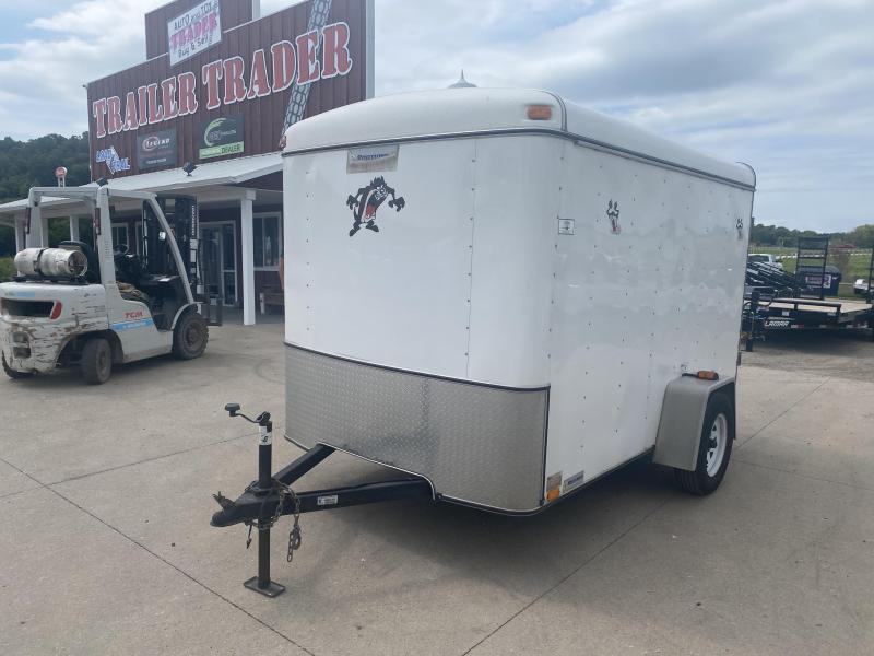 2003 Southwest 6X10 Enclosed Cargo Trailer