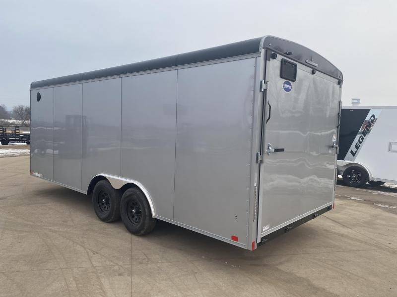 2021 United Trailers 8.5X20 Enclosed Cargo Trailer