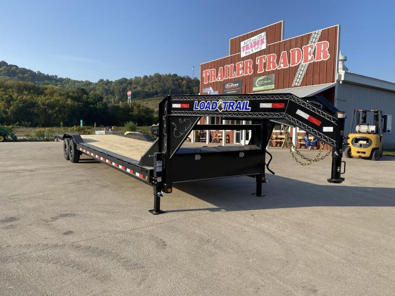 2021 Load Trail 102X32 Gooseneck Car Hauler