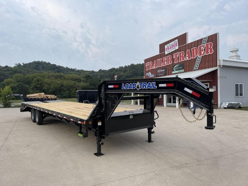2022 Load Trail 102X30 Gooseneck Deckover Equipment Trailer