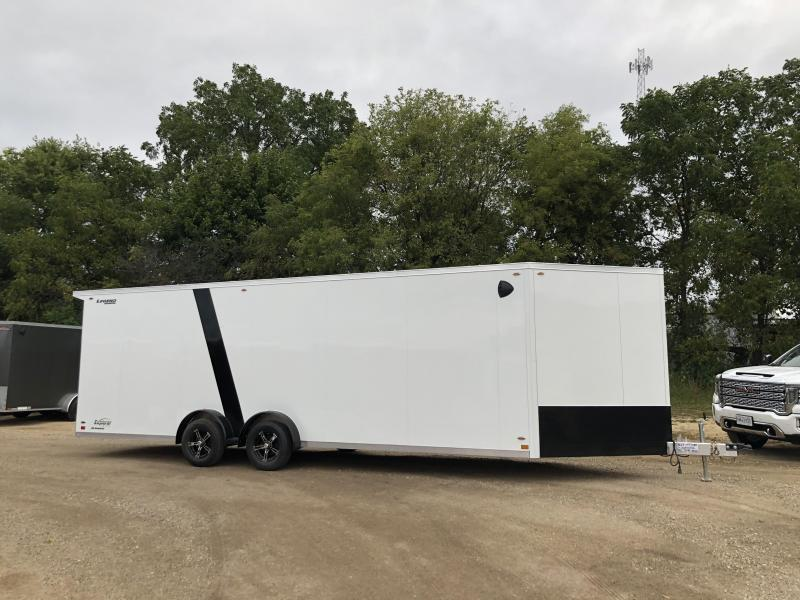 2022 Legend Trailers 7.5X29 Explorer Snowmobile Trailer