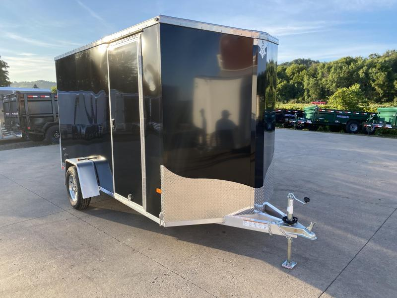 2021 NEO Trailers 6X12 Aluminum Enclosed Cargo Trailer