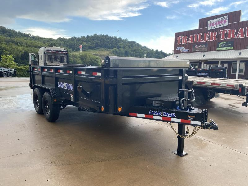 2021 Load Trail 83X16 Dump Trailer