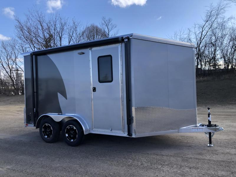2021 NEO Trailers 7.5X12 NAMR Enclosed Cargo Trailer