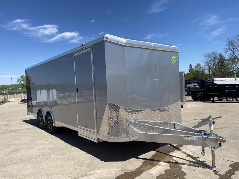 2020 NEO Trailers 8.5X24 Aluminum Enclosed Cargo Trailer