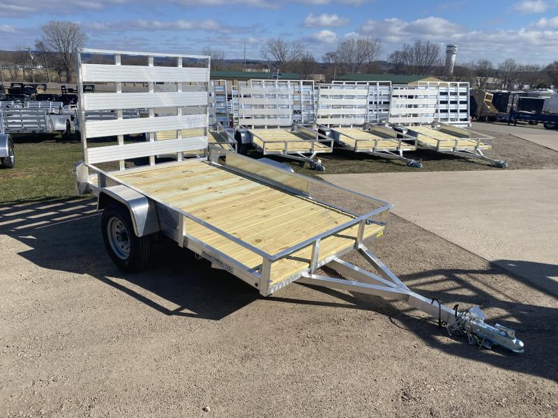2021 Rugged Terrain 5X8 Utility Trailer