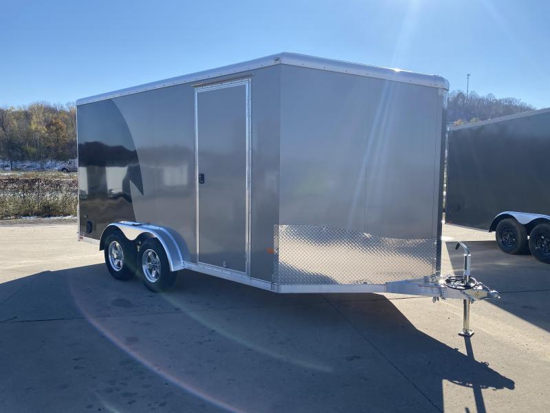 2021 NEO Trailers 7.5X14 Aluminum Enclosed Cargo Trailer