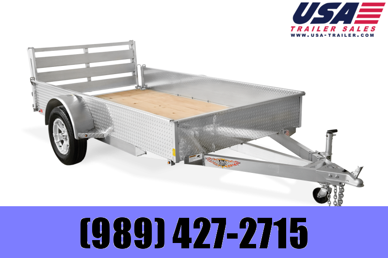 2021 H and H Trailer Aluminum 76x12
