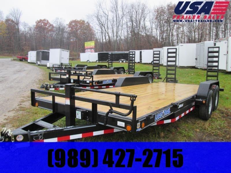 2021 Load Trail CH8316052 Equipment Trailer