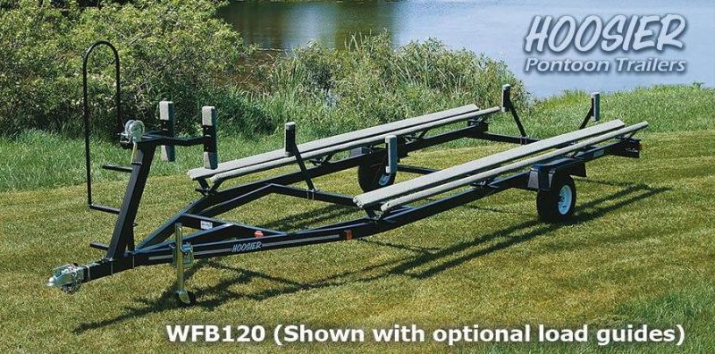 Hoosier WFB120 Pontoon Trailer