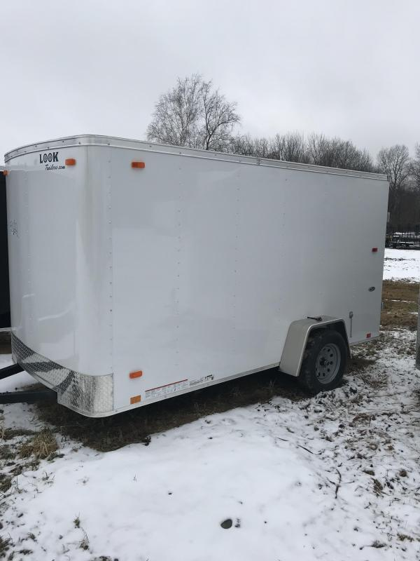 2021 Look Trailers Enclosed Trailer