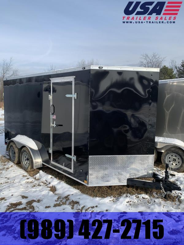 "2021 Rhino Trailers safari 7X14 78"" INT"
