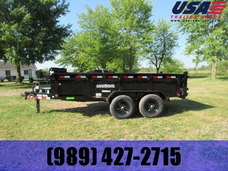 2021 Load Trail DT83X16 Dump Trailer