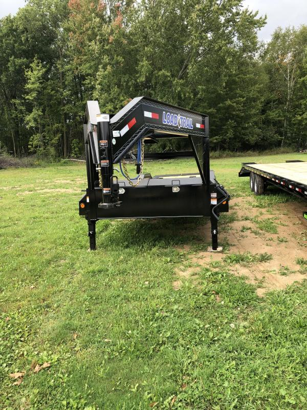 2022 Load Trail GOOSENECK CAR HAULER Equipment Trailer