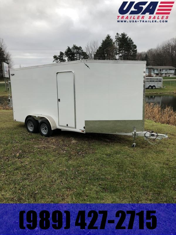 2021 Forest River LIGHTNING Snowmobile Trailer