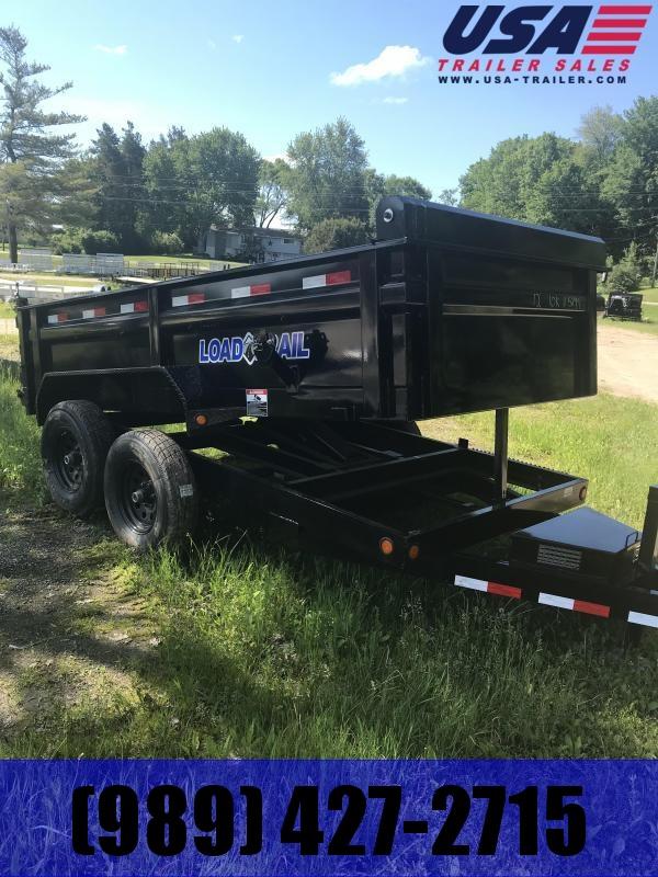 2021 Load Trail DT5X10 Dump Trailer