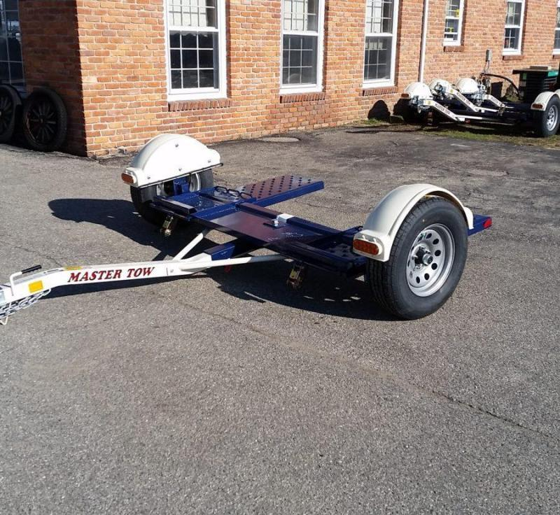 77T Master Tow Car Dolly W/Surge Brakes