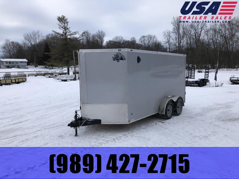 2021 Rhino Trailers SAFARI 7X16 78""