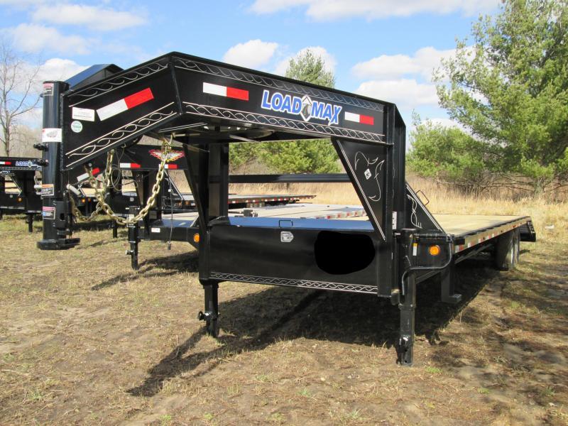"2022 Load Trail 102"" X 34' Tandem Gooseneck Equipment Trailer"