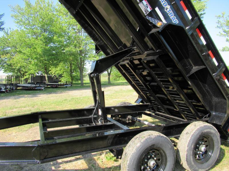 2021 Load Trail DT83X12 Dump Trailer