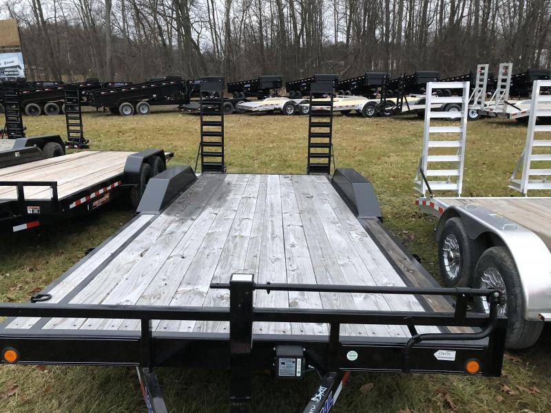 Load Trail 102x20 14k Equipment Trailer