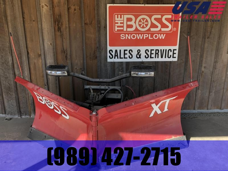 2019 BOSS SNOW PLOWS Other Trailer