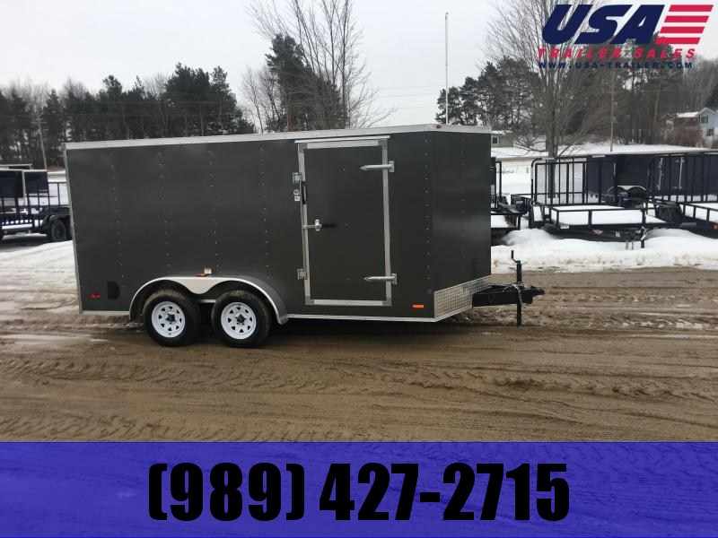 2019 MTI Trailers MWT 7X14TA2 Enclosed Cargo Trailer