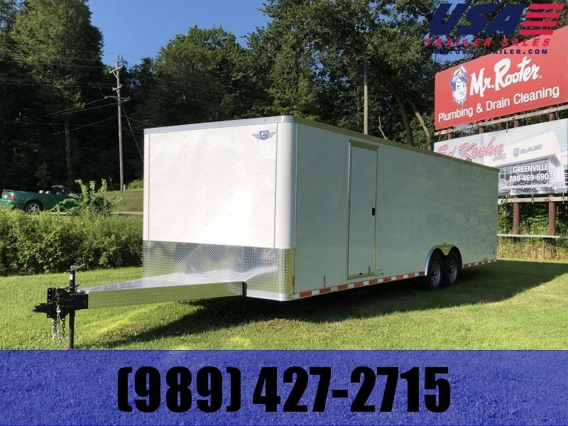 2021 MTI Trailers MTB 8.5X24 Enclosed Cargo Trailer