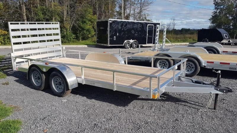 2022 Rance Rough Rider 6.5 x 14 7K Trailer