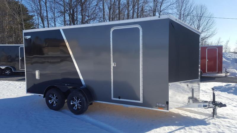 2021 Lightning Trailers 7'x14' TA-3500 Enclosed Cargo Trailer