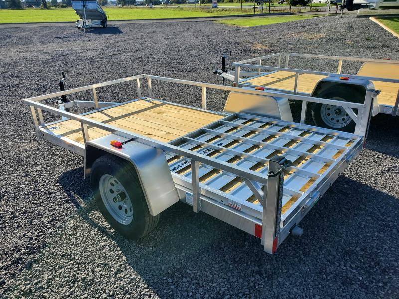 2022 Rance Aluminum Trailers 5.5'x10' SA-3500 Utility Trailer