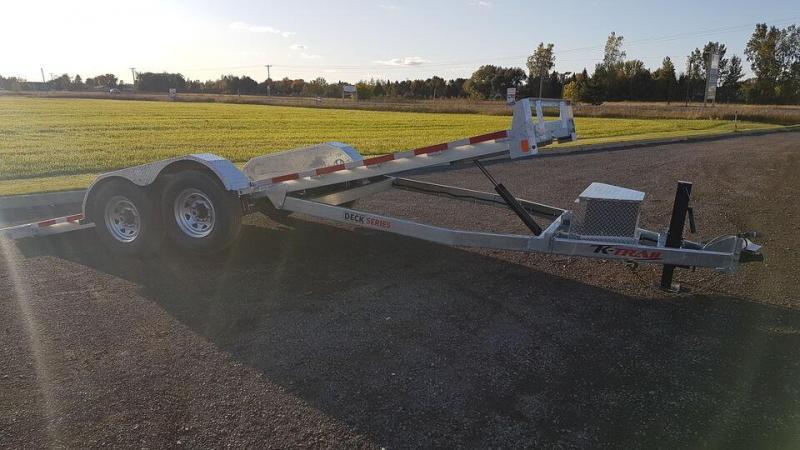 2021 K Trail 20' Hydraulic Tilt 7 Ton