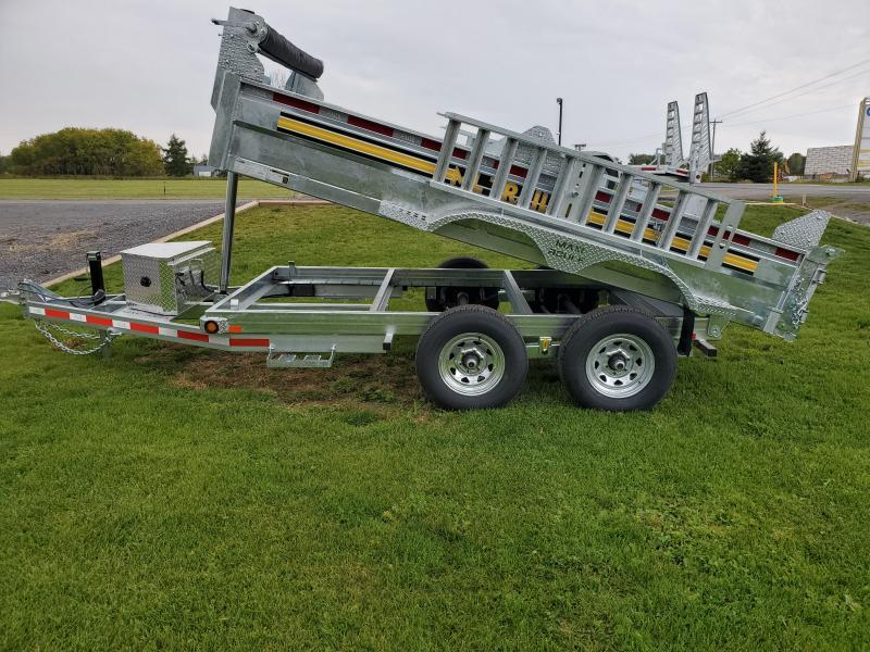 2022 Other 6'x12' 5 Ton Dump Dump Trailer