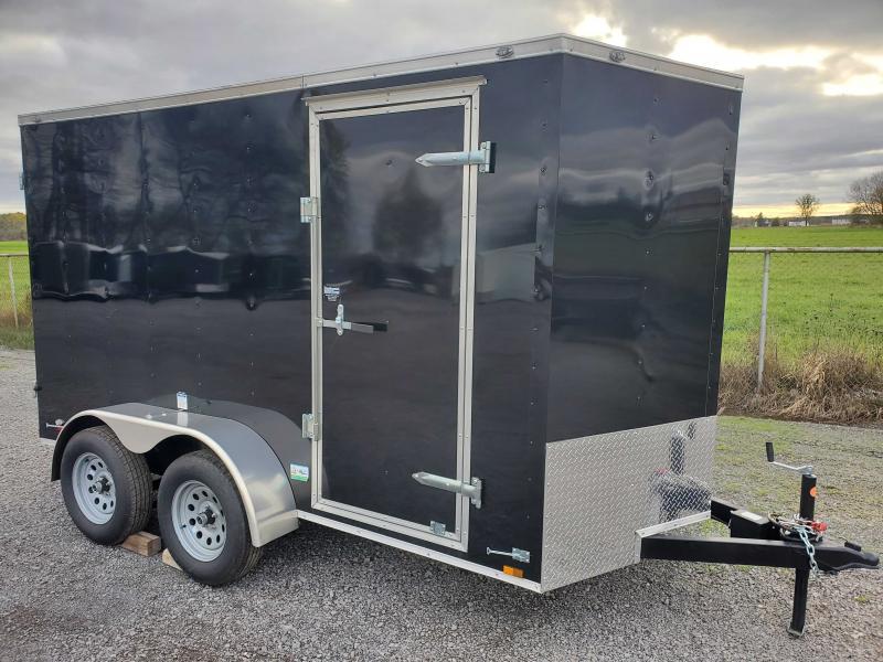 2022 Continental Cargo 6x12 6' High Enclosed Cargo Trailer
