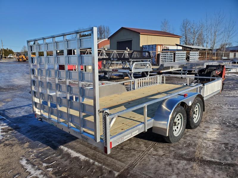 2022 Rance Aluminum Trailers 6.5'x16' Utility Trailer