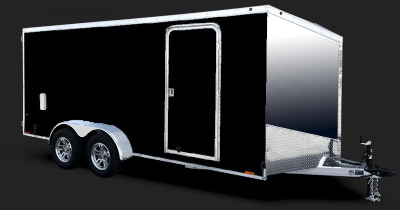2021 Lightning 7'x14' TA-3500 All Aluminum Enclosed Cargo Trailer