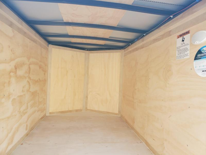 2021 Continental Cargo RS58SA Enclosed Cargo Trailer