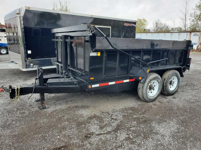 2015 Other 8 Ton dump Dump Trailer