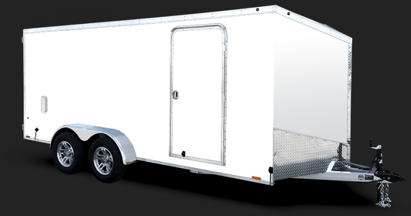 2021 Lightning Trailers 7'x14' TA-3500 Enclosed Cargo Trailer