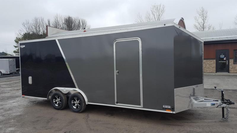 2021 Lightning Trailers 8.5'x22' TA-5200 Car / Racing Trailer