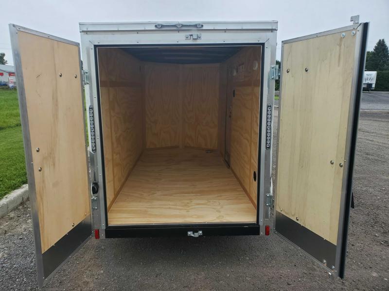 """2022 Continental Cargo 5 x 10 5'6"""" High Enclosed Cargo Trailer"""