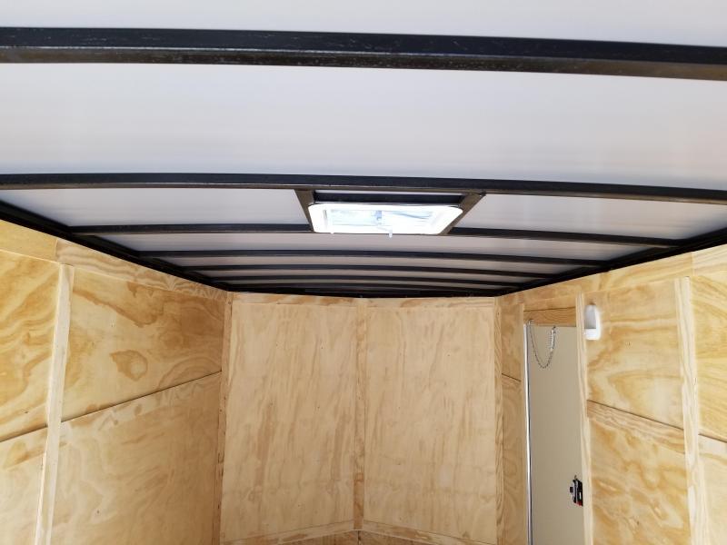 New 7x16 w/ 5200lb Axles Rock Solid Cargo
