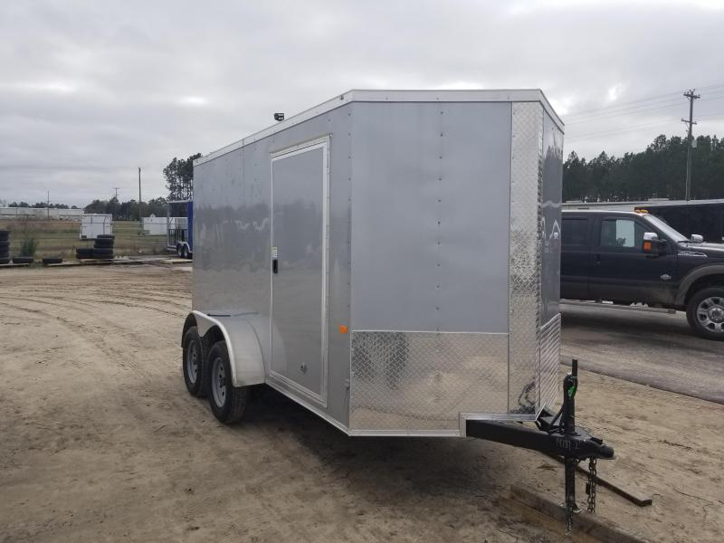 New Rock Solid Cargo 6x12 TA Enclosed Cargo Trailer
