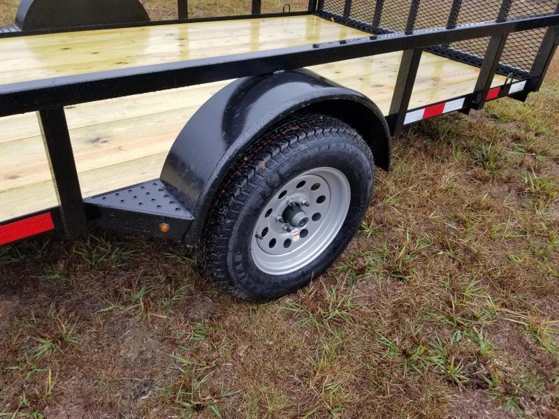 "2020 Down 2 Earth Trailers DTE7614G29 (76""X14"") Utility Trailer"