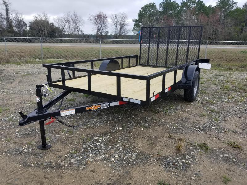 """New 76""""x14' Down to Earth Utility Trailer"""