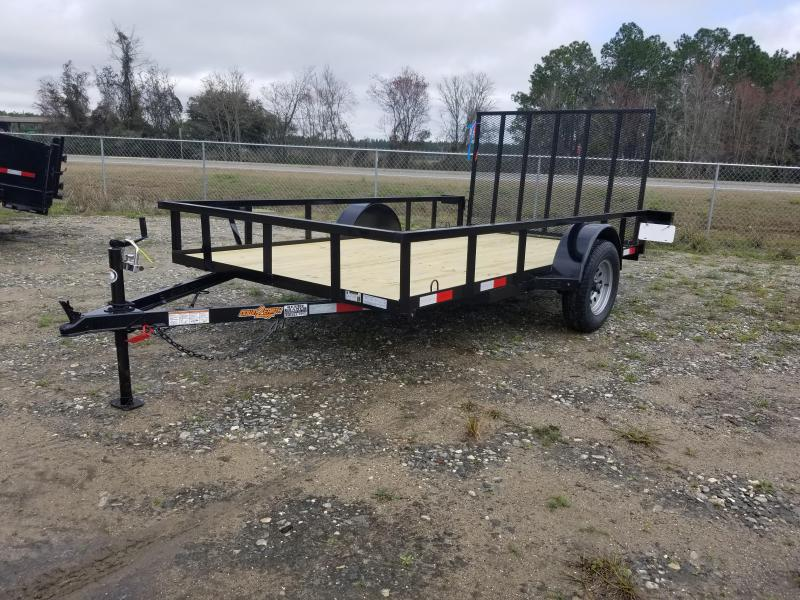 """2021 Down 2 Earth Trailers DTE7614G29 (76""""X14"""") Utility Trailer"""
